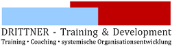 Logo Drittner-Training & Development, Training, Coaching, Moderation, systemische Organisationsentwicklung